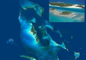 Fig.1 Arcipelago delle Bahamas