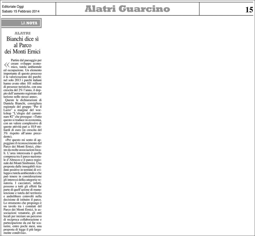15 15/02/2014 1502_CI - Frosinone